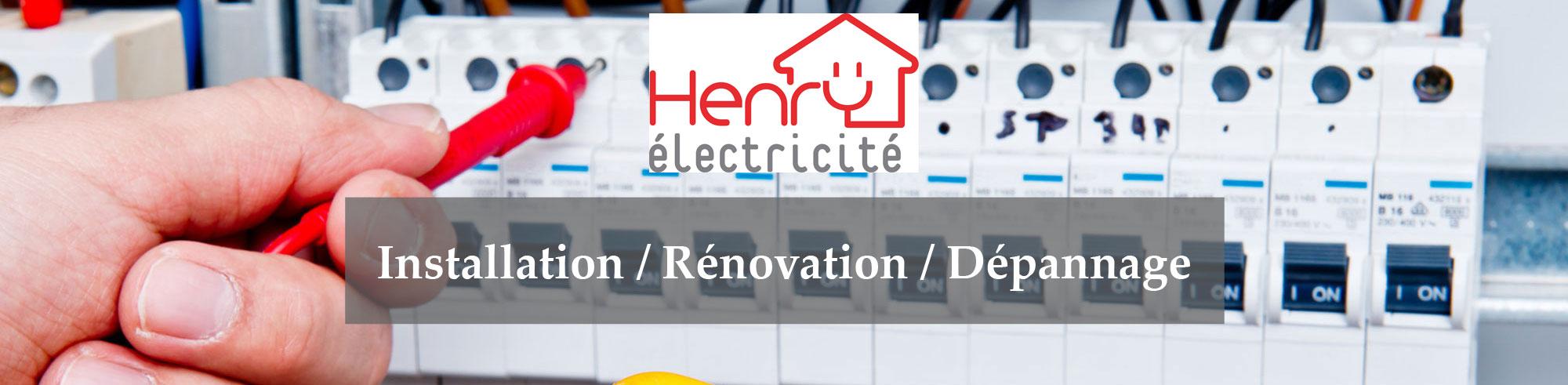 electricité installation et dépannage